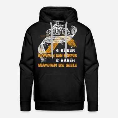 motorrad 2 r der unisex hoodie zweifarbig spreadshirt. Black Bedroom Furniture Sets. Home Design Ideas