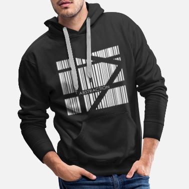 Abstract Abstraction - Men's Premium Hoodie