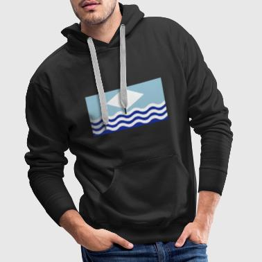 Isle Of Wight Isle of Wight - Men's Premium Hoodie