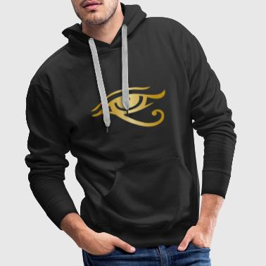 eye of horus - Men's Premium Hoodie
