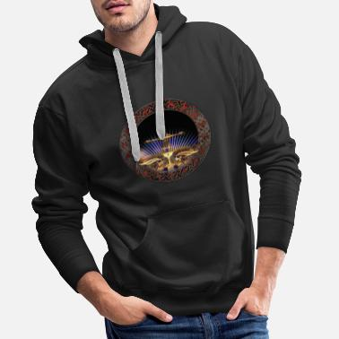 House of the Chalice - Men's Premium Hoodie