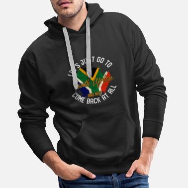 South-africa South Africa - Men's Premium Hoodie