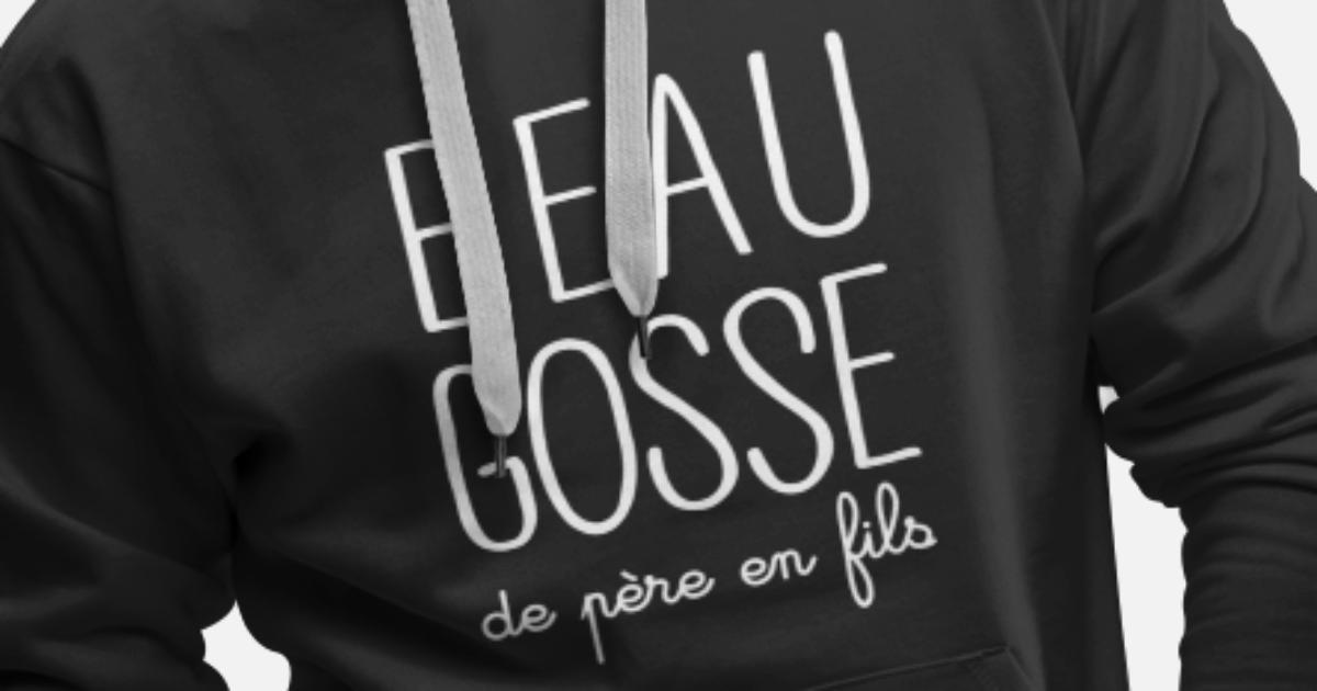 c22384fcf2a7c En Spreadshirt Fils Gosse De Beau Père Freeyourshirt wxqUtCqYAn