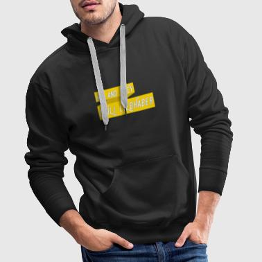 Hot and Spicy Chili liefhebbers - Mannen Premium hoodie