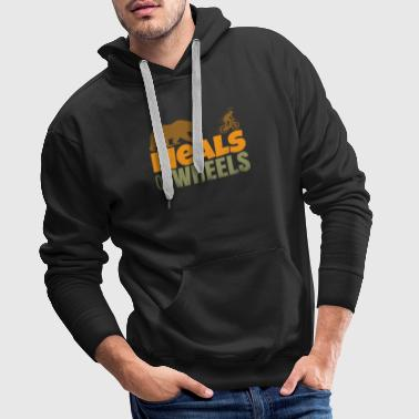 Meal meals on wheels - Men's Premium Hoodie
