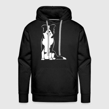 BORDER COLLIE Wilsigns - Men's Premium Hoodie