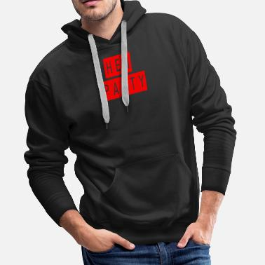 Hen Party hen party - Men's Premium Hoodie