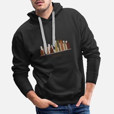 Horizon de Boston - Sweat à capuche premium Homme