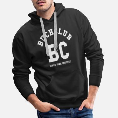 College Style Book Club College Style - Men's Premium Hoodie