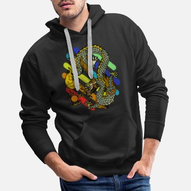 Mythical mythical creatures - Men's Premium Hoodie