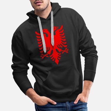 T Shirt Shqiponja Albanischer Adler Albanien Albania Yf7gvIb6y