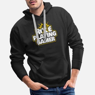 Role Playing Game role playing game - Men's Premium Hoodie