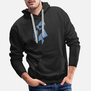 Trend Sad girl - Men's Premium Hoodie