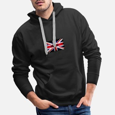 British Proud British - Men's Premium Hoodie