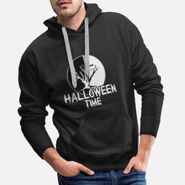 Halloween Party Halloween Party - Halloween Time for Party's - Men's Premium Hoodie