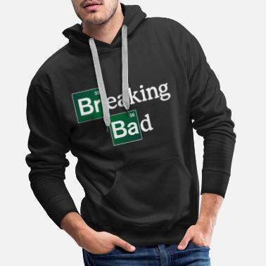 Tv Breaking Bad Logo Brom & Barium - Männer Premium Hoodie