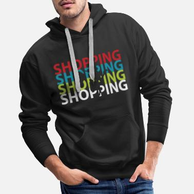 Spree Shopping Spree - Men's Premium Hoodie