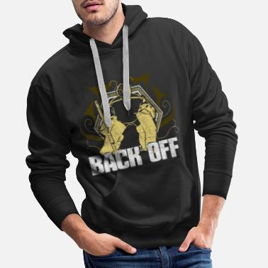 Ice Ice hockey sport team - Men's Premium Hoodie