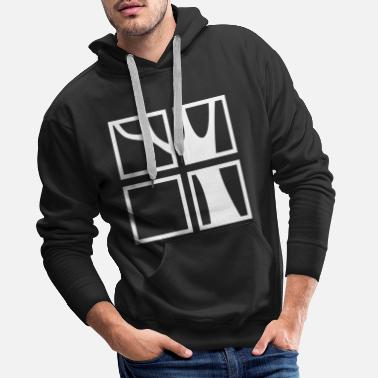 Windows Windows con vista - Sudadera con capucha premium hombre