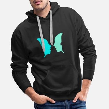 Decepticon Optical Ilusion - Men's Premium Hoodie
