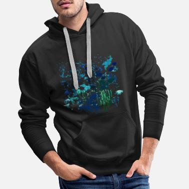 Depth sea depth - Men's Premium Hoodie
