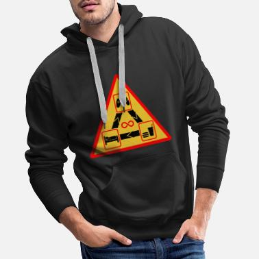 Eat Sleep Game - Männer Premium Hoodie