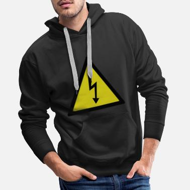 Electricity electrical - Men's Premium Hoodie