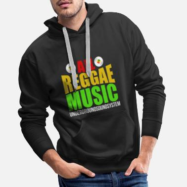 ReggaeSpreadshirt Ordina Online Con Felpe Musica Tema CrdWQBxoe