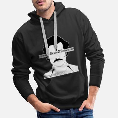 Snow Pablo Let It Snow - Sweat à capuche premium Homme