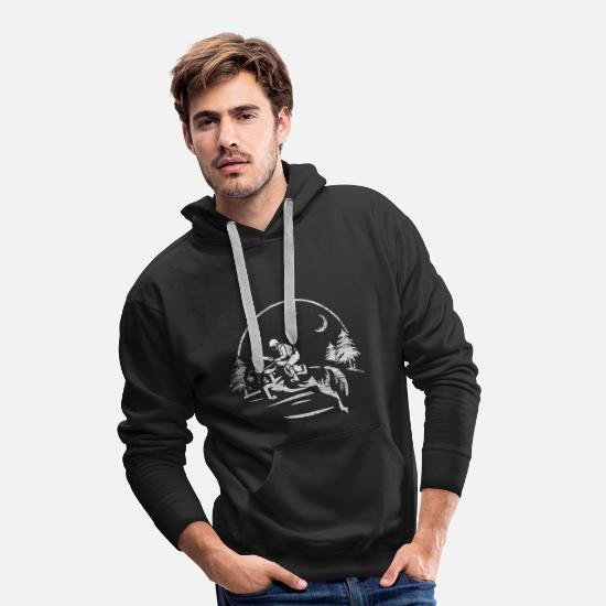 Gift Idea Hoodies & Sweatshirts - Eventing eventing gift - Men's Premium Hoodie black