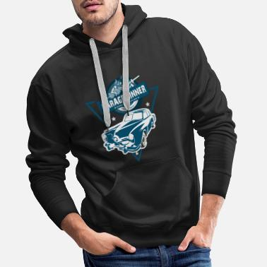 GARAGE THINNER SHIRT V5 191219 - Men's Premium Hoodie