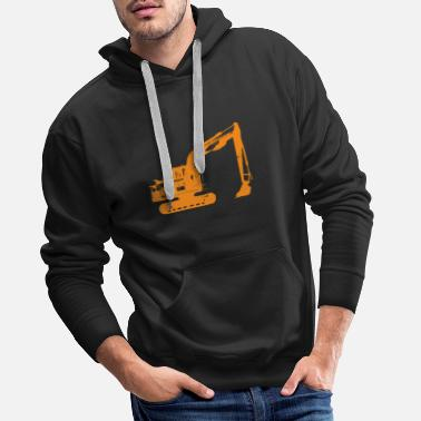 Drague Drague drague drague - Sweat à capuche premium Homme