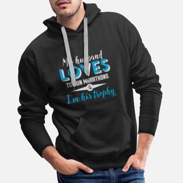 Able Seamans Are Magical Like Unicorns Only Better - Mannen premium hoodie