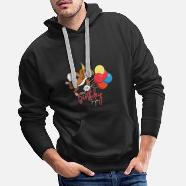 2 Birthday child birthday shirt boy girl *** - Men's Premium Hoodie