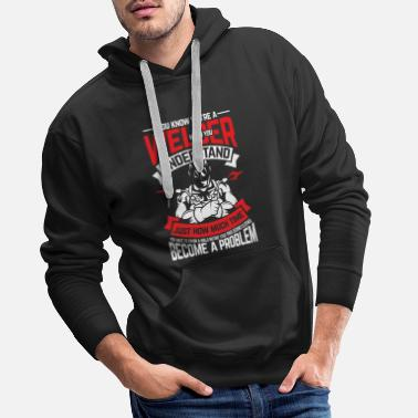 Oxyacetylene Welding You know that you are a welder - Men's Premium Hoodie