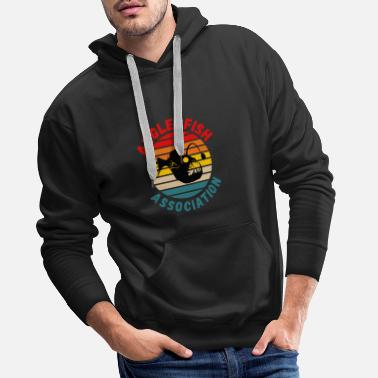 Association Anglerfish Association - Mannen premium hoodie