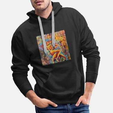 Embracement embraced - Men's Premium Hoodie