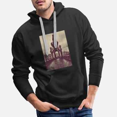 Dresden Desing from kennel. - Men's Premium Hoodie