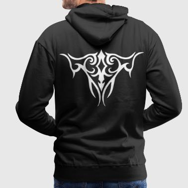TRIBAL TATTOO TWO - Männer Premium Hoodie
