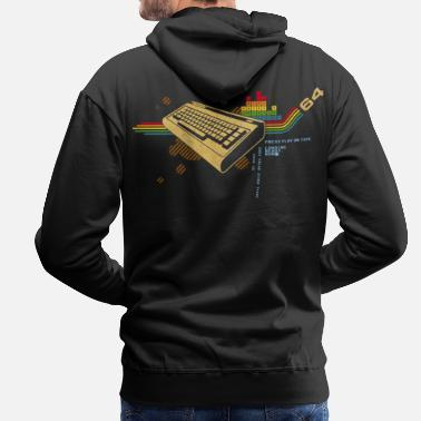 collage64 - Men's Premium Hoodie