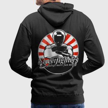 Streetfighters - Men's Premium Hoodie