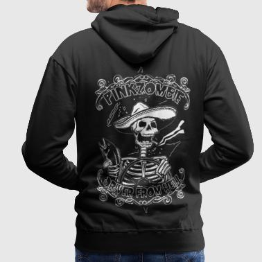 Driver from hell - Sweat-shirt à capuche Premium pour hommes