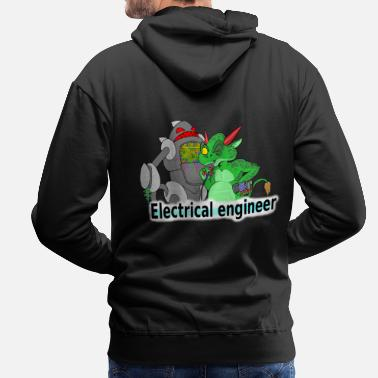 Electrical Engineering electrical engineer - Men's Premium Hoodie