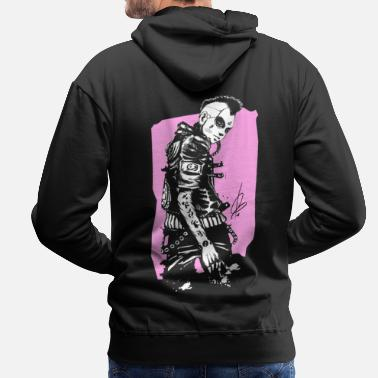 New Age A new age is upon us - Men's Premium Hoodie