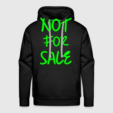 Not for Sale, www.eushirt.com - Men's Premium Hoodie