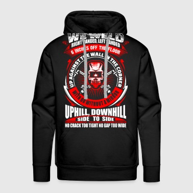 We Weld - Welder - EN - Men's Premium Hoodie