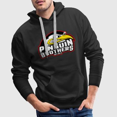 PinGuiN-Brothers Clan - Men's Premium Hoodie