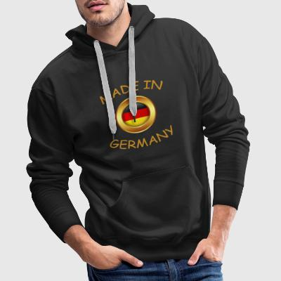 """MADE IN GERMANY"" - Men's Premium Hoodie"