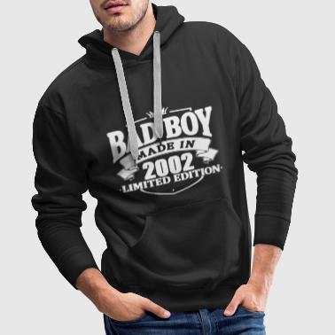 Bad boy made in 2002 - Men's Premium Hoodie