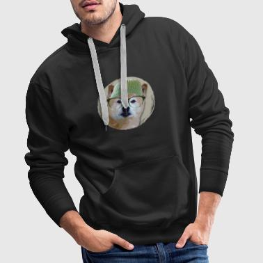 Hipster Fashion Zeitgeist Lifestyle Swag Hip Modern - Men's Premium Hoodie